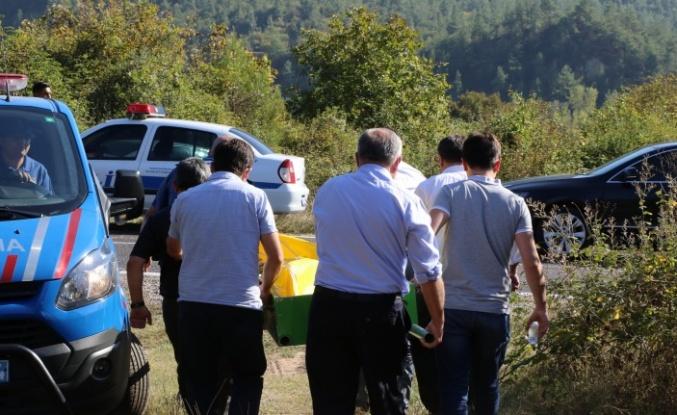 Kayıp avukat iple ağaca asılı halde bulundu