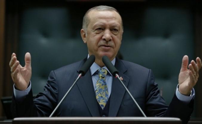 Cumhurbaşkanı Erdoğan: Güvenli bölge bizim tarafımızdan oluşturulacak