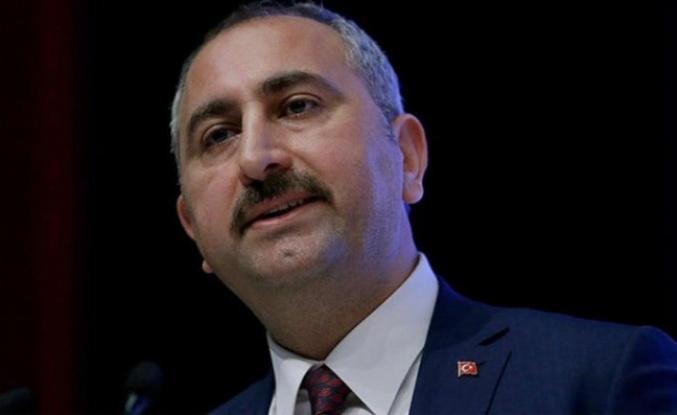 Adalet Bakanı Gül'den önemli duyuru!