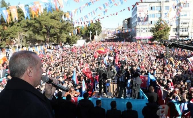 AK Parti'den 31 Mart seçimleri için dikkat çeken analiz