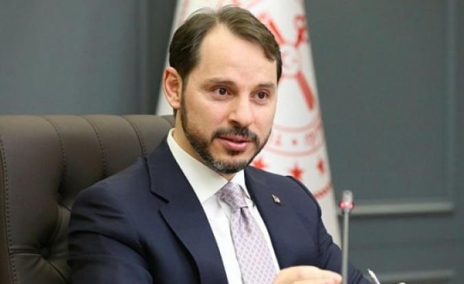 Bakan Berat Albayrak'tan bütçe açıklaması