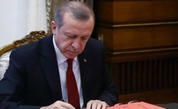 Başkan Erdoğan imzaladı! Resmen kuruldu...