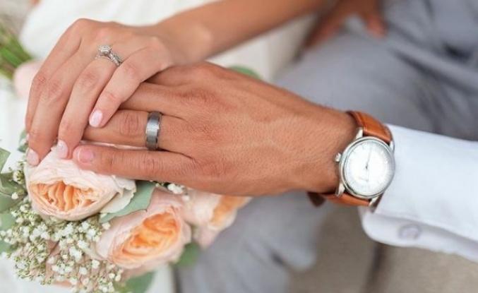 Türkiye'de evlenme oranı 26 Avrupa ülkesini geçti