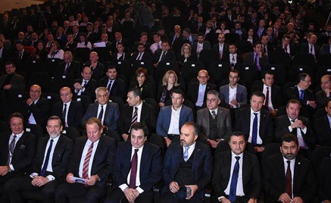 Otomotiv devleri Bursa'da buluştu