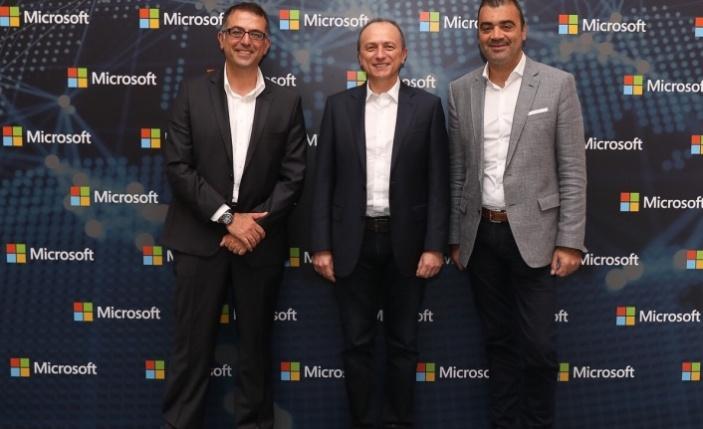 Microsoft Türkiye basın toplantısı