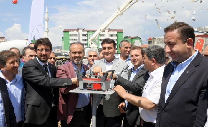 Osmangazi'de alışverişe yeni soluk