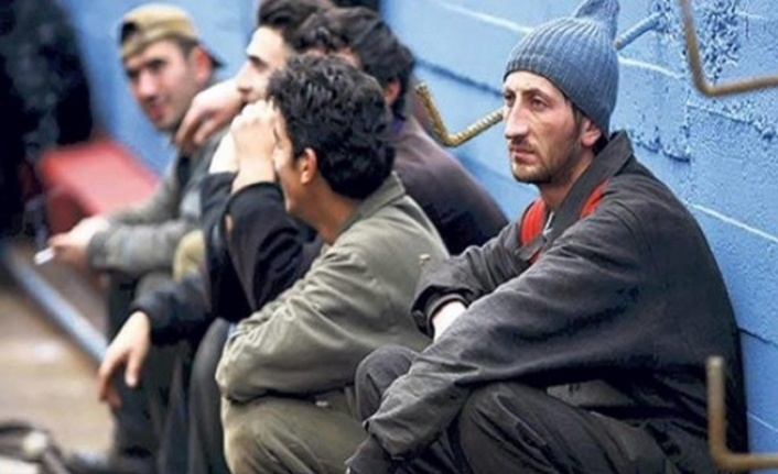 Bursa'da izinsiz yabancı işçi çalıştıran firmaya ceza!