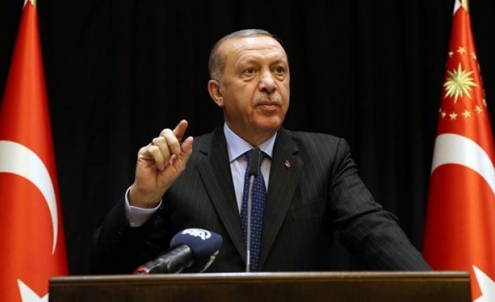 Cumhurbaşkanı Erdoğan'dan flaş FETÖ açıklaması!