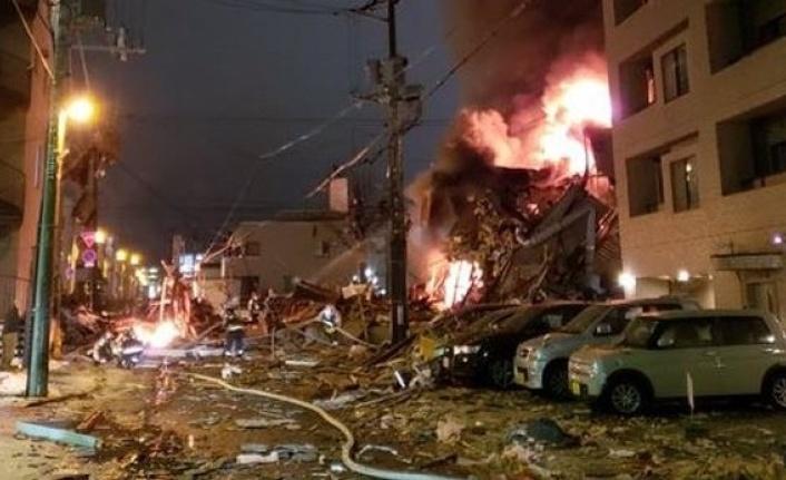 Japonya'da patlama! Çok sayıda ölü var