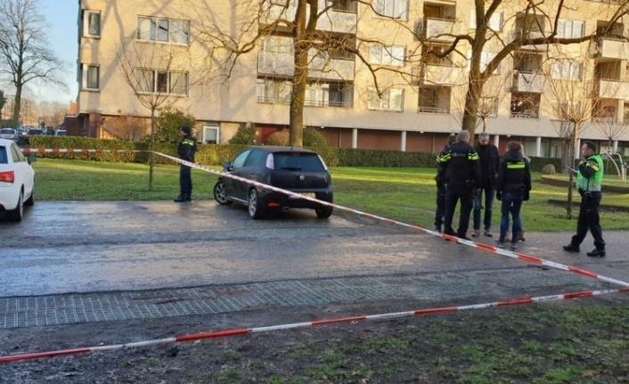 Hollanda'da silahlı saldırı! Yaralılar var...