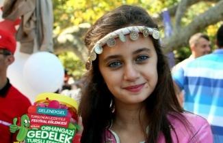 Orhangazi'de Turşu Festivali coşkusu
