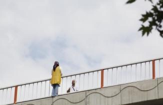Çankırı'da canlı yayında intihar girişimi