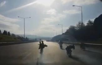 Bursa'da ölüm yarışı!