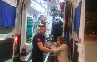 Bursa'da yangında can pazarı!
