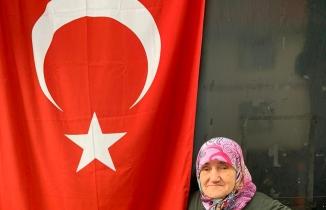 Türkiye'de gündem olan Nadire Nine