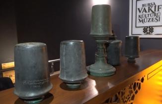 Hayırsever iş adamı devreye girdi, hurdacıdaki tarihi eserler müzeye bağışlandı