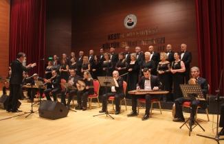 Kestel'de Türk sanat müziği konseri
