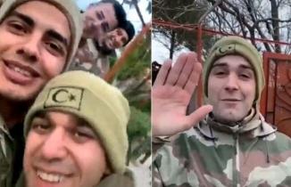 İdlib şehitlerinin görüntüleri ortaya çıktı