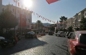 Akdeniz'de 6 büyüklüğünde depremin kamera görüntüleri!