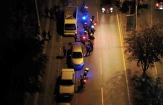 Bursa'da 300 polis ile dronlu asayiş uygulaması,9 bin TL ceza kesildi