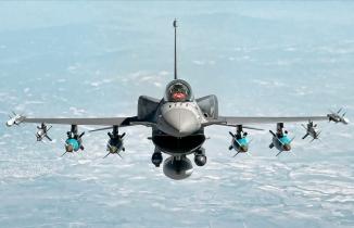F16 Esed'in korkusu oldu