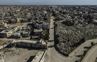 170 bin sivil evsiz kaldı
