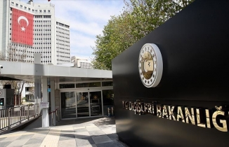 Dışişleri Bakanlığı'ndan Çin'deki Türk vatandaşları için açıklama
