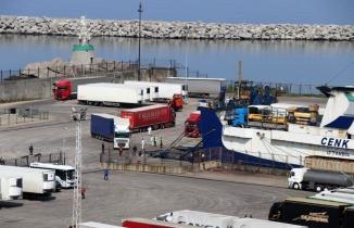 Ukrayna'dan gelen gemideki 51 kişi gözlem altına alındı